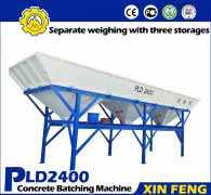 PLD2400 Concrete Batching Machine